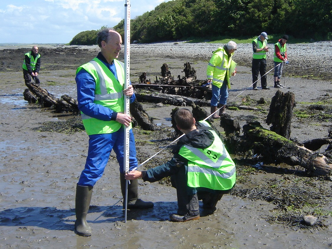 NAS Intertidal e-learning skills day on Anglesey